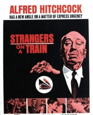 فیلم بیگانگان در قطار