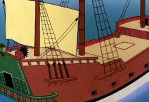 فیلم نجات یافته توسط دزد دریایی