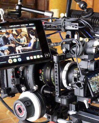تجهیزات سینما