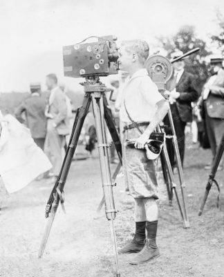 فیلمسازی در دهه ی1920 به سمت فیلم های صنعتی