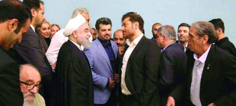 محمدرضا گلزار و مسابقه برنده باش