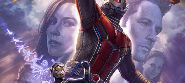 تبلیغ کوکاکولا در قالب فیلم Ant Man And The Wasp با حضور Hulk …