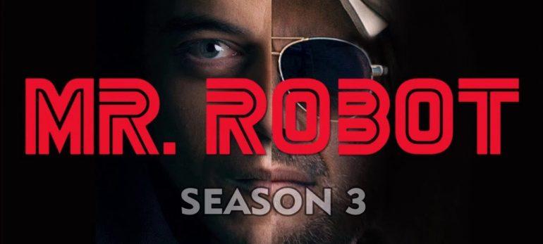"""پیش نمایش فصل سوم سریال هیجان انگیز و دیدنی """" Mr. Robot """" …"""