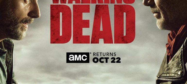 تریلر فصل هشت سریال The Walking Dead ، مردگان متحرک شبکه AMC …