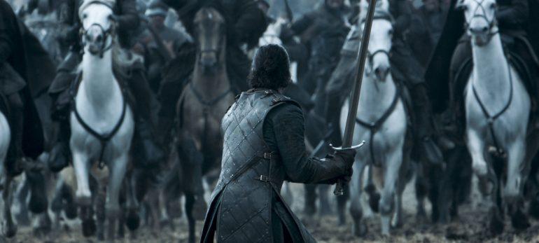 جان اسنو واقعی در فصل 8 Game Of Thrones و کلیپی زیبا از نبرد های با شکوه وی در طول سریال …