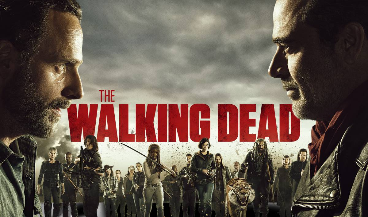 فصل هشت سریال The Walking Dead
