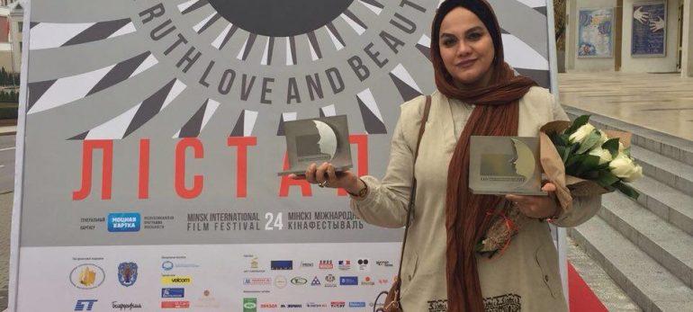 """فیلم """"نفس"""" برنده جایزه جشنواره فیلم بلاروس شد"""