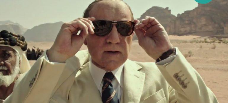 برکناری فیلم «همه پول های دنیا» از جشن موسسه فیلم آمریکا