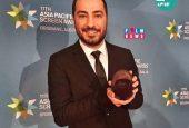 جوایز آسیا پاسفیک از نوید محمدزاده تقدیر ویژه کرد