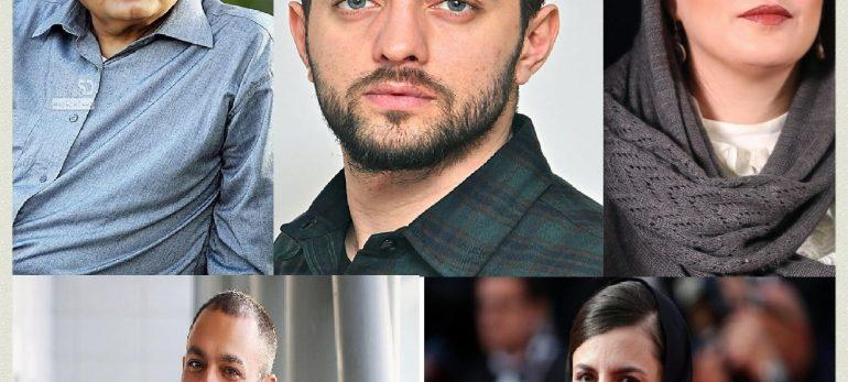 """فیلم """"سوء تفاهم"""" و بازی پژمان جمشیدی ، اکبر عبدی و مریلا زارعی"""