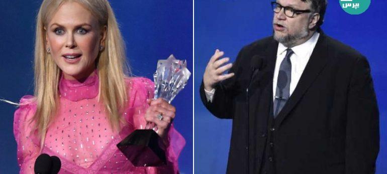 """بسیاری از جوایز انتخاب منتقدان به فیلم های """"دروغ های کوچک بزرگ"""" و """"شکل آب"""" تعلق گرفت"""