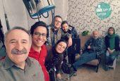 روند تولید سریال هشتاد و هفت در لوکیشن های جدید