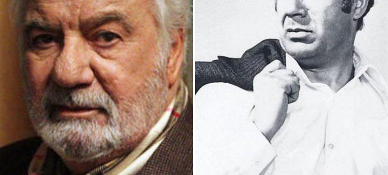 پیکر ناصر ملک مطیعی با حضور جمعی از هنرمندان به خاک سپرده شد