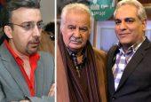 شبکه ماهواره ای تپش وعده پخش مصاحبه مهران مدیری با ناصر ملک مطیعی را داده است