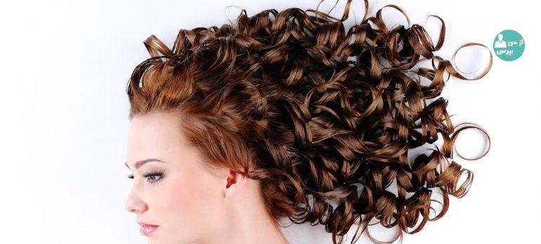 چگونه موها را در خانه فر کنیم؟