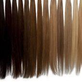 رنگ موی مناسب برای پوست های سبزه