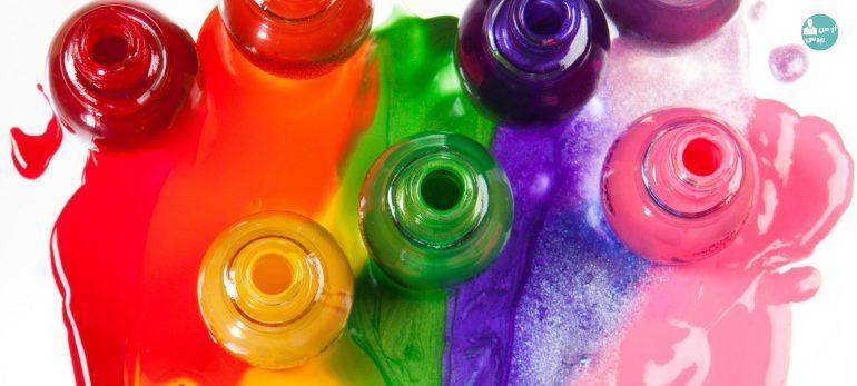 انتخاب رنگ لاک و نکات قابل توجه در زمان خرید آن