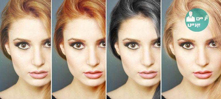 برای دوام رنگ موهای تان به این نکات توجه کنید