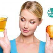 آشنایی با فوایدی که حمام سرکه ی سیب برای پوست بدن دارد
