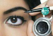 توصیه هایی درباره ی استفاده از سرمه و خط چشم