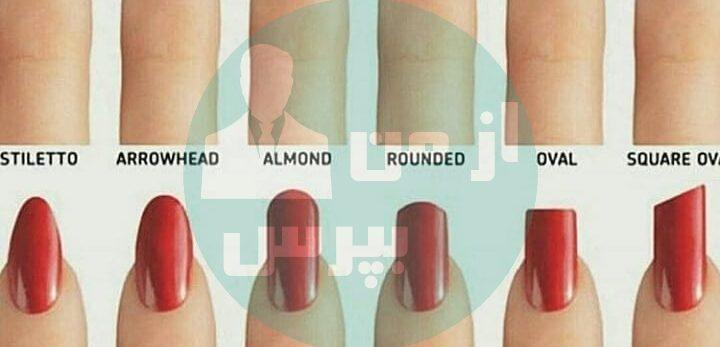 مناسب ترین فرم ناخن برای انگشتان شما کدامند؟