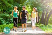 پیاده روی راهی برای کاهش وزن