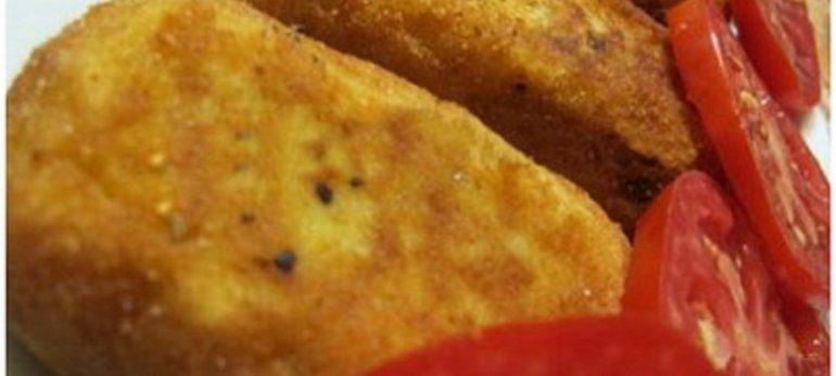 طرز تهیه پاته سیب زمینی