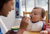 غذای کودک پوره سیب زمینی در10ماهگی