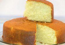کیک اسفنجی ذرت