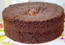 کیک کاپوچینو
