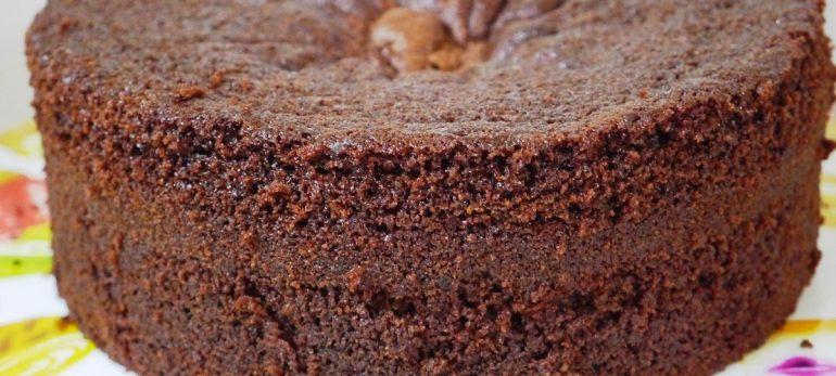 طرز تهیه کیک کاپوچینو