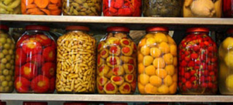 طرز تهیه ترشی فلفل هندی