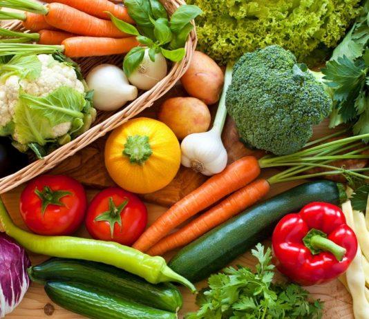اردور سبزیجات