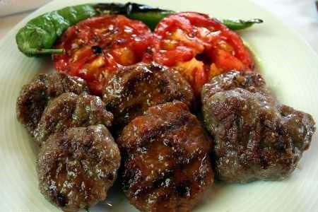طرز تهیه کوفته کباب ترکی