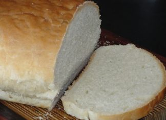 طرز تهیه نان سفید اسان