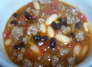 طرز تهیه سوپ لوبیا ایتالیایی