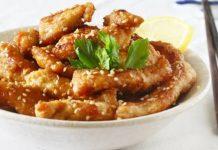 طرز تهیه مرغ سوخاری ویژه