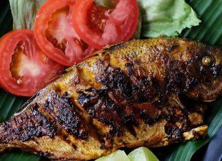 طرز تهیه یک نوع ماهی خاص