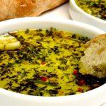 طرز تهیه روغن گیاهی ایتالیایی