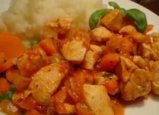 طرز تهیه مرغ ایتالیایی