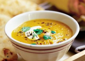 طرز تهیه هویج تند و سوپ عدس