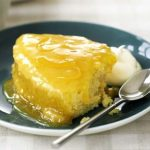 طرز تهیه سریع پودینگ لیمو