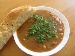 سوپ بادنجان با گوشت