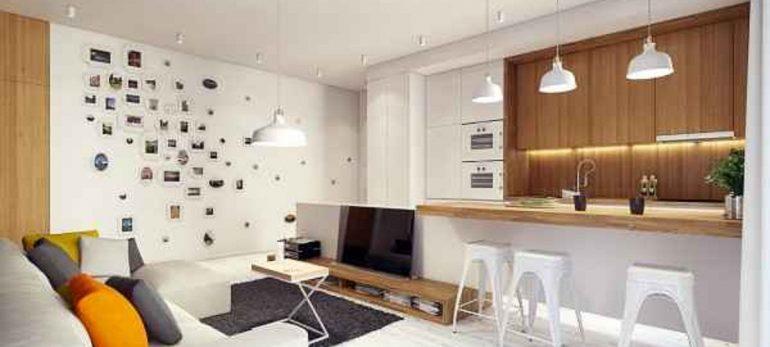 دکوراسیون آپارتمان های کوچک