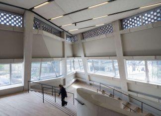 فضای جدید سالن دیگ بخار در «تیت مدرن»