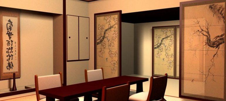 با طراحی سبک ژاپنی از خانه خود لذت ببرید