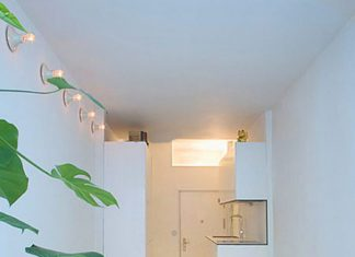 طراحی هوشمندانه خانه کوچک