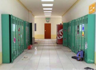 دکوراسیون مدرسه