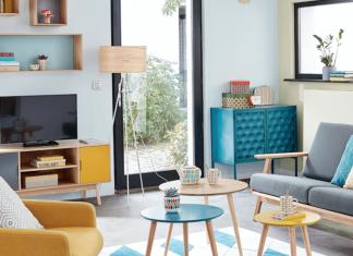 پنج رنگی که فضای خانه ی شما را شاد تر می کند.
