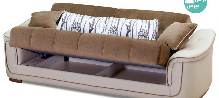 هر آنچه که در مورد مبل های تخت خواب شو باید بدانید